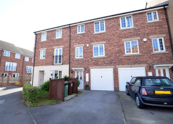 Thumbnail 4 bed town house for sale in Silverwood Road, Woolley Grange, Barnsley