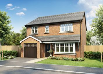 Thumbnail 3 bed detached house for sale in Plot 2 - The Chatham, Meadow Gate, Thornton-Cleveleys