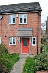 Thumbnail 2 bedroom property for sale in Horsham Drive, Nottingham