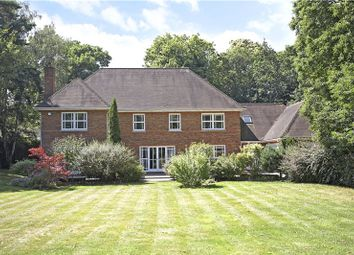 Thumbnail 5 bed detached house for sale in Bowater Ridge, St George's Hill, Weybridge, Surrey