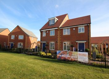 Thumbnail 3 bed semi-detached house for sale in The Gosford, Harwell