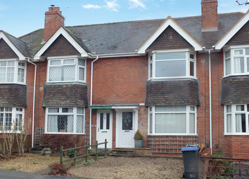 Thumbnail 3 bedroom terraced house to rent in Whiterow Park, Trowbridge, Wiltshire.