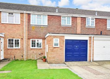 Thumbnail 3 bed terraced house for sale in Ashurst Close, Bognor Regis, West Sussex