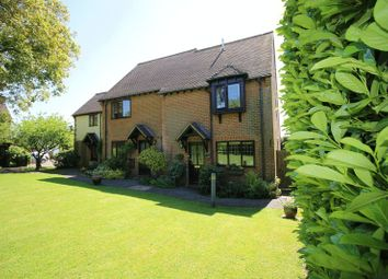 Thumbnail 3 bed terraced house for sale in Walnut Close, Long Crendon, Aylesbury