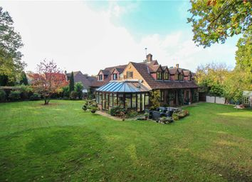 Thumbnail 5 bedroom detached house for sale in Orchard End, Rowledge, Farnham, Surrey