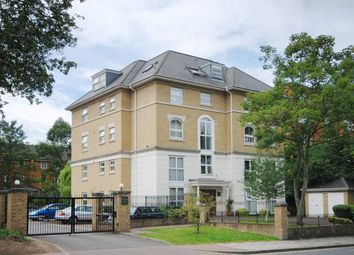 Thumbnail 1 bed flat to rent in Manor Lodge, London