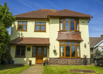 Thumbnail 5 bed detached house for sale in Southgate Road, Southgate, Swansea