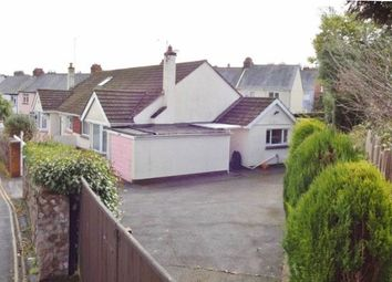 Thumbnail 2 bed bungalow for sale in Conway Road, Paignton