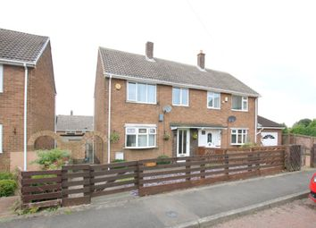 Thumbnail 3 bed semi-detached house for sale in Ribblesdale Crescent, Penshaw, Houghton Le Spring