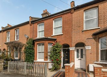 Thumbnail 2 bed terraced house for sale in Trevor Road, London