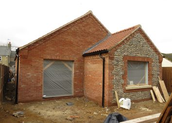 Thumbnail 2 bed detached bungalow for sale in Westgate Street, Shouldham, King's Lynn