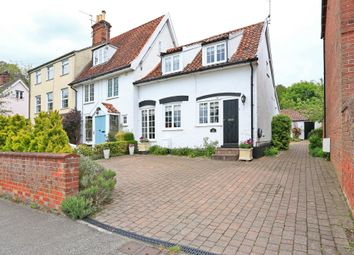 Thumbnail 3 bed cottage for sale in High Street, Wrentham, Beccles