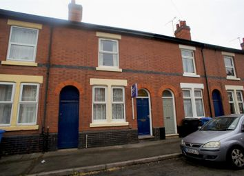 Thumbnail 3 bed terraced house to rent in Pybus Street, Derby