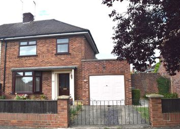 Thumbnail 3 bedroom semi-detached house for sale in Sycamore Avenue, Dogsthorpe, Peterborough