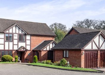 Thumbnail 4 bed detached house for sale in Poppyfield Court, Coventry