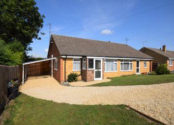 Thumbnail 2 bedroom semi-detached bungalow to rent in Warren Close, Hatherley, Cheltenham, Gloucestershire