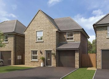 """Thumbnail 3 bedroom detached house for sale in """"Abbeydale"""" at Waddington Road, Clitheroe"""