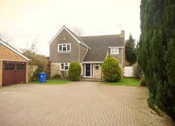 Thumbnail 5 bed detached house to rent in Lees Close, Whittlebury