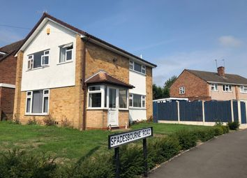 Thumbnail 3 bed detached house for sale in Spadesbourne Road, Lickey End, Bromsgrove