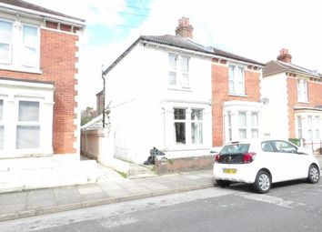 Thumbnail 3 bedroom semi-detached house for sale in Beresford Road, Portsmouth