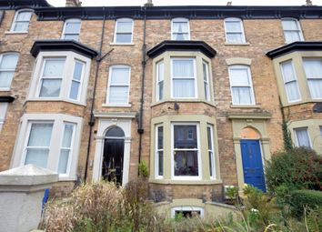 Thumbnail 7 bed terraced house to rent in Princess Royal Terrace, Scarborough, North Yorkshire
