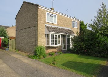 Thumbnail 4 bed detached house for sale in Cherry Hill Close, Worlingham, Beccles