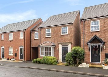 Thumbnail 4 bed semi-detached house for sale in Red Norman Rise, Holmer, Hereford