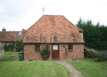 Thumbnail 1 bed barn conversion to rent in Thame Road, Long Crendon, Aylesbury