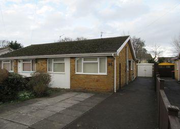 Thumbnail 2 bed bungalow for sale in Eastmoor Road, Newport