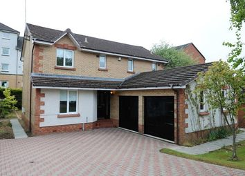 Thumbnail 4 bedroom detached house to rent in Hutton, Kelvindale, Glasgow