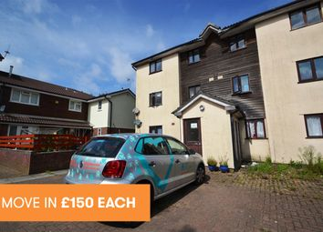 Thumbnail 2 bed flat to rent in Moorby Court, Atlantic Wharf, Cardiff Bay