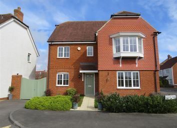Thumbnail 5 bed detached house to rent in Violet Way, Kingsnorth, Ashford