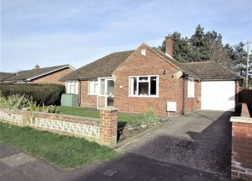Thumbnail 3 bed detached bungalow for sale in Beverley Close, Thatcham