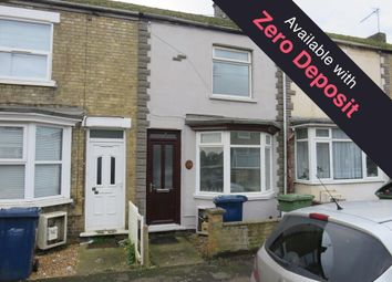 3 bed terraced house to rent in Sybil Road, Wisbech, Cambs PE13