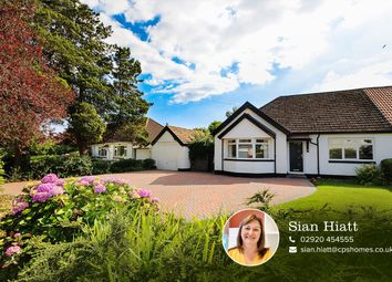 Thumbnail 3 bed bungalow for sale in Heath Park Avenue, Heath, Cardiff
