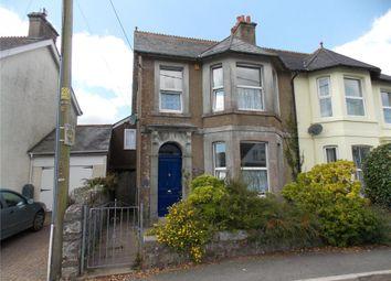 Thumbnail Semi-detached house for sale in Hills View, Barras Cross, Liskeard