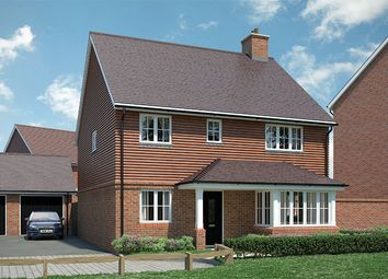 """Thumbnail 4 bed property for sale in """"Fern"""" at Moy Green Drive, Horley"""