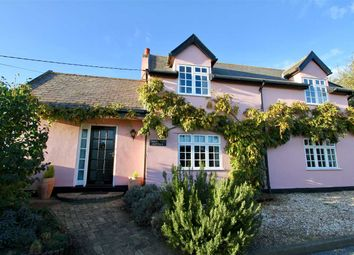 Thumbnail 4 bed cottage for sale in The Street, Erwarton, Ipswich, Suffolk
