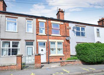 3 bed terraced house for sale in High Street, Swanwick, Alfreton DE55
