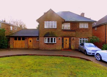 Thumbnail 4 bed detached house to rent in Fairfield Road, Uxbridge