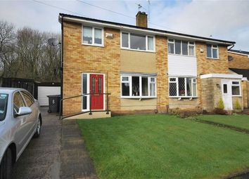 Thumbnail 3 bed semi-detached house for sale in Cherry Wood Close, Walkden, Manchester