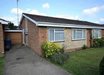 Thumbnail 2 bed bungalow for sale in Beech Close, Stokenchurch, High Wycombe, Buckinghamshire