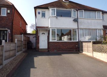 Thumbnail 2 bedroom semi-detached house for sale in Blythsford Road, Birmingham