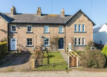 Thumbnail 3 bed terraced house for sale in 2 Rose Cottage, Main Street, Kirby Misperton, Malton