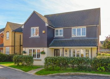 Thumbnail 4 bedroom detached house for sale in Kennard Way, Ashford