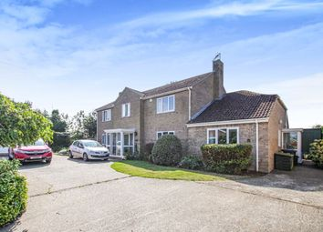 Thumbnail 4 bed detached house for sale in Little Thetford, Ely