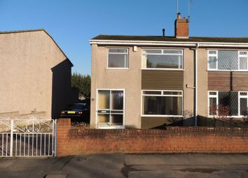 Thumbnail 3 bed semi-detached house to rent in Sutherland Avenue, Downend, Bristol