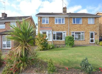 3 bed semi-detached house for sale in Oulton Rise, Parklands, Northampton NN3