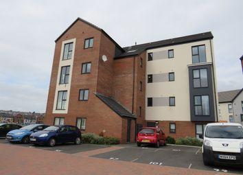 Thumbnail 1 bed flat for sale in Ffordd Y Mileniwm, Barry