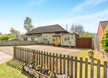 Thumbnail 2 bed semi-detached bungalow for sale in Badingham, Woodbridge